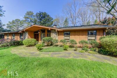 Brookhaven Single Family Home For Sale: 1360 Epping Forest Dr