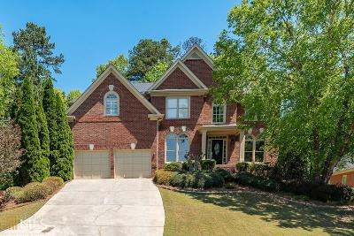 Suwanee Single Family Home For Sale: 560 Tilbury Dr