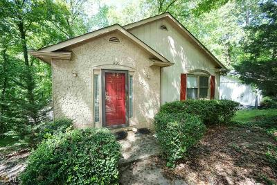 Cumming Single Family Home For Sale: 1495 Lakeside Trail