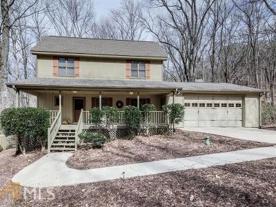 Jasper Single Family Home For Sale: 833 Denny Ridge Rd