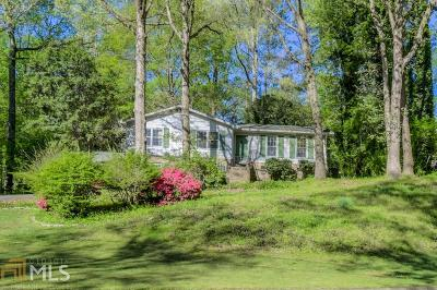 Tucker Single Family Home For Sale: 3078 Spring Branch Way