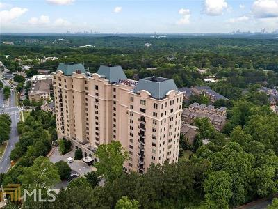 Vinings Condo/Townhouse For Sale: 2700 Paces Ferry Rd #301