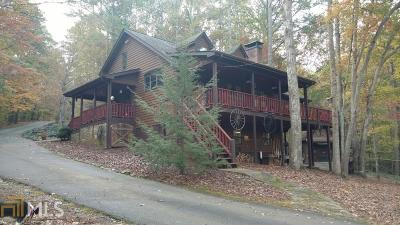 Canton Single Family Home For Sale: 957 Land Rd