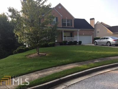 Conyers Rental For Rent: 2706 Regal Cir
