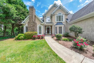 Kennesaw Single Family Home For Sale: 3876 Stone Lakes Dr