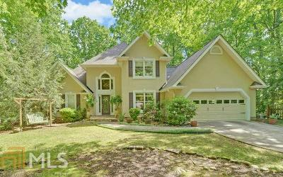 Habersham County Single Family Home For Sale: 526 Crabapple Rd