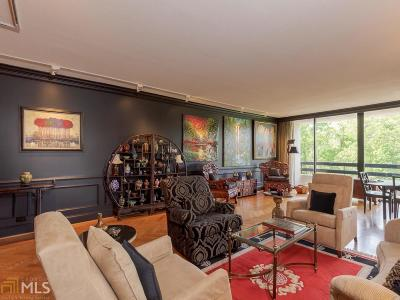 Atlanta Condo/Townhouse For Sale: 2660 Peachtree Rd #8D