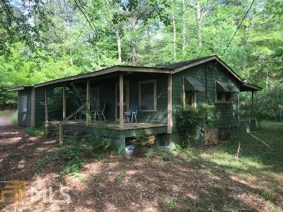 Carroll County Single Family Home For Sale: 593 E Highway 78
