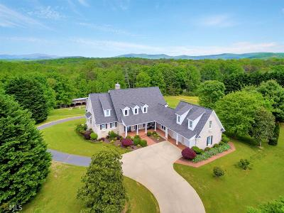 Habersham County Single Family Home Under Contract: 808 Annandale Dr