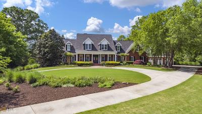 Dacula Single Family Home For Sale: 4002 Hog Mountain Rd