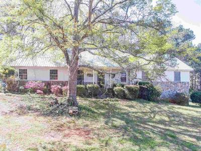 Barnesville Farm For Sale: 662 W Highway 18