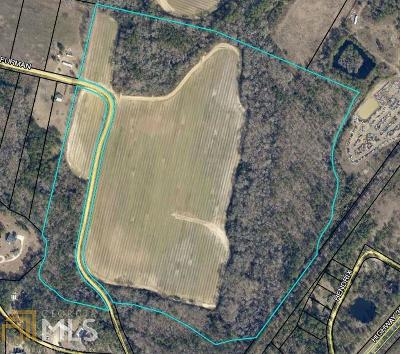 Statesboro Farm For Sale: Furman Rd