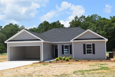 Brooklet Single Family Home For Sale: 1 Shiloh Dr #Lot 1
