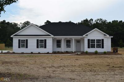 Brooklet Single Family Home For Sale: 2 Shiloh Dr #Lot 2