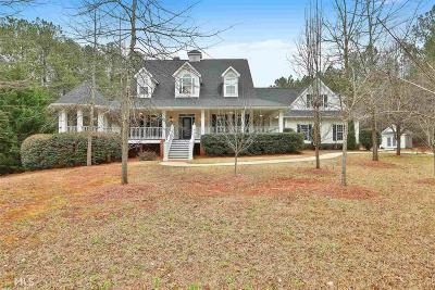 Senoia Single Family Home For Sale: 170 Nixon Rd