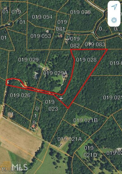 Habersham County Farm For Sale: 420 Collard Hollar