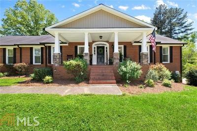Bartow County Single Family Home For Sale: 147 Woodall Rd