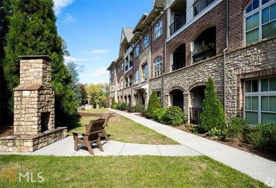 Midtown Condo/Townhouse For Sale: 625 Piedmont Ave #1030