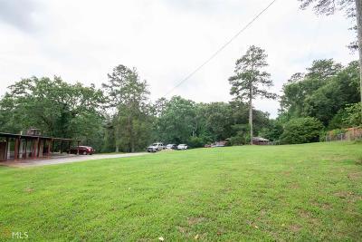 Snellville Single Family Home New: 2875 Ross Rd