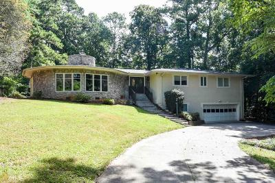 Marietta Rental For Rent: 1372 Colony Dr
