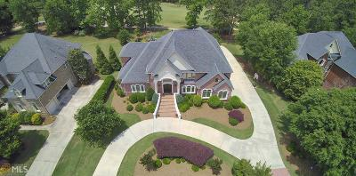 Mcdonough Single Family Home New: 721 Bethpage Dr