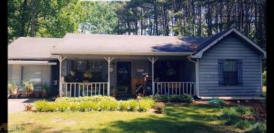Locust Grove Single Family Home For Sale: 4657 Highway 42