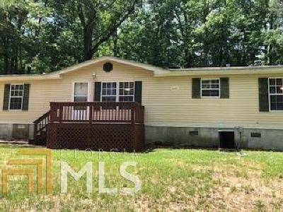 Carroll County Single Family Home For Sale: 825 Frashier Rd