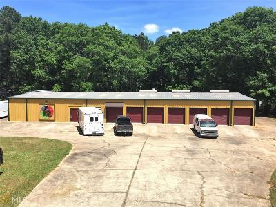 Newton County Commercial For Sale: 110 Pitts Chapel Rd