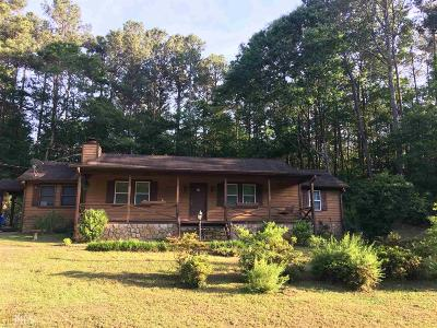 Conyers Single Family Home Under Contract: 615 NW Upland Trl