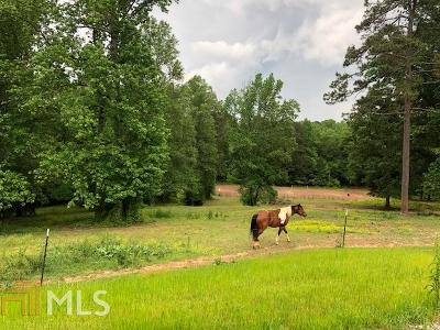 Paulding County Residential Lots & Land For Sale: Rich Davis Rd