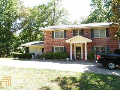 Fayetteville Single Family Home For Sale: 573 Lester Rd