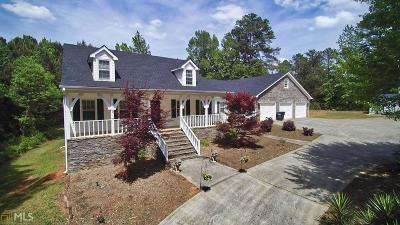 Covington Single Family Home New: 205 Oak Hill Cir