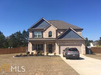 Jackson Single Family Home New: 116 Ashby Dr
