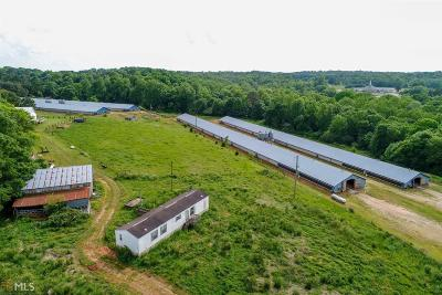 Madison Farm For Sale: 265 Chastain Rd