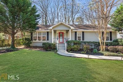 Decatur Single Family Home For Sale: 2877 Midway Rd