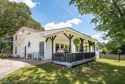 Austell Single Family Home For Sale: 3400 Clay Rd