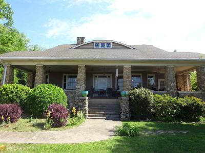 Elberton GA Single Family Home New: $315,000