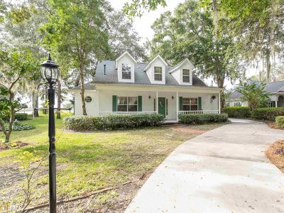 St. Marys Single Family Home For Sale: 131 River Bend Dr