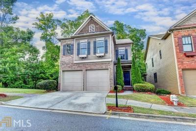 Suwanee Single Family Home For Sale: 1687 Baxley Pine Trce
