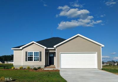 Statesboro Single Family Home For Sale: 6029 Virginia Pine Ave #118