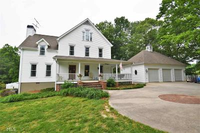 Lula  Single Family Home For Sale: 7124 County Line Rd