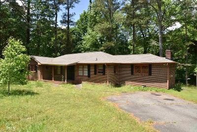Kennesaw Single Family Home For Sale: 2947 Jim Owens Rd