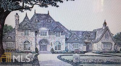 Alpharetta, Milton, Roswell Single Family Home For Sale: 3247 Watsons Bnd #67