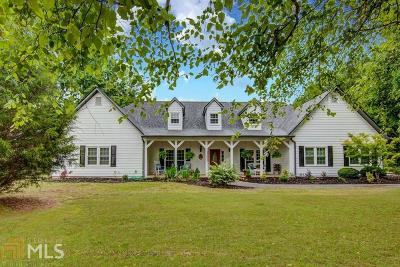Loganville Single Family Home For Sale: 3125 Briscoe Rd