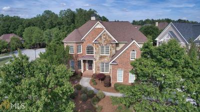 Buford Single Family Home New: 2670 Trailing Ivy Way