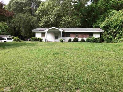 Canton Single Family Home Under Contract: 691 S McCollum Dr