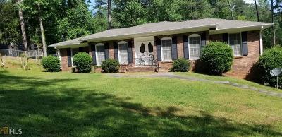 Lilburn Single Family Home For Sale: 4747 Matterhorn