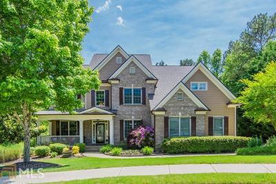 Acworth Single Family Home For Sale: 74 Pullman Trl