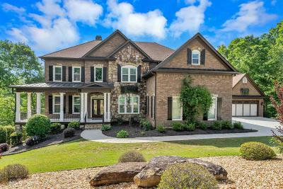 Flowery Branch Single Family Home For Sale: 4744 Quailwood Dr