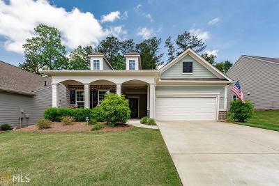 Woodstock Single Family Home New: 124 Riverside Ln